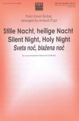 Stille Nacht, heilige Nacht / Silent Night, Holy Night / Sveta noč, blažena noč