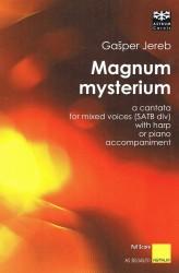 MAGNUM MYSTERIUM - Full Score (SATBdiv)