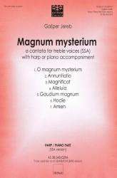 MAGNUM MYSTERIUM - Harp/Piano
