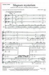 MAGNUM MYSTERIUM - Choir (SSA)