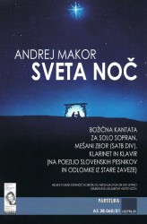 SVETA NOČ [Silent Night] a Christmas cantata - Full Score