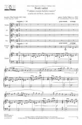 """Sveti večer """"V daljavi zvonijo božični zvonovi"""" ( Holy Eve """"Christmas bells ring in the distance"""") - SATBdiv, clarinet and piano"""