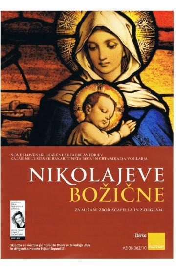 NIKOLAJEVE BOŽIČNE (Christmas Songs with St. Nicholas Choir) - Collection