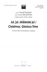 Jul, jul, strålande jul / Christmas, Glorious Time - SSAdiv