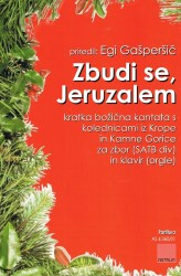 ZBUDI SE, JERUZALEM [WAKE UP, JERUSALEM] - Full Score [performing purchase]