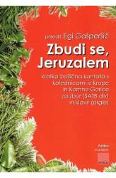 ZBUDI SE, JERUZALEM [WAKE UP, JERUSALEM] - Full Score [individual purchase]
