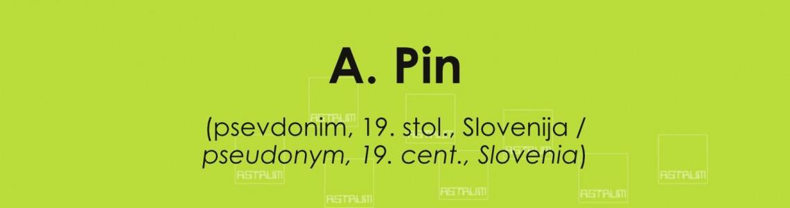 Pin A.