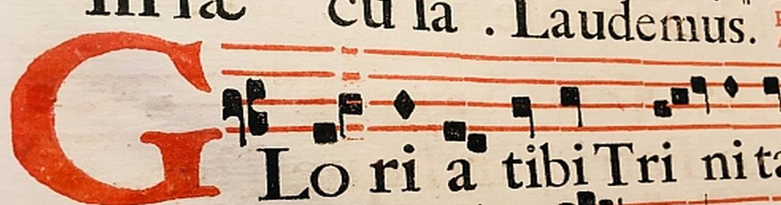 Gregorian Chant [plainsong]