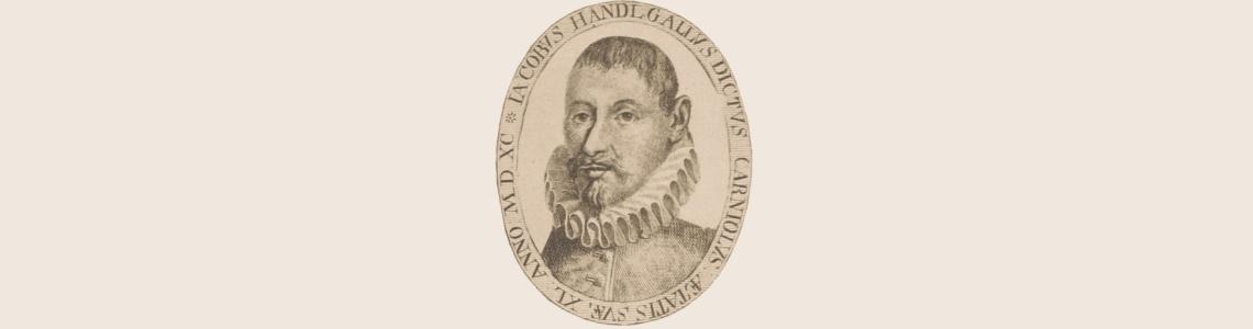 HANDL-GALLUS Iacobus