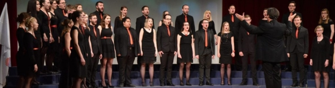 Chamber Choir of Conservatory of Music and Ballet Ljubljana (Slovenia)