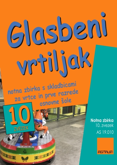 GLASBENI VRTILJAK (# 10) - (Teacher's magazine)